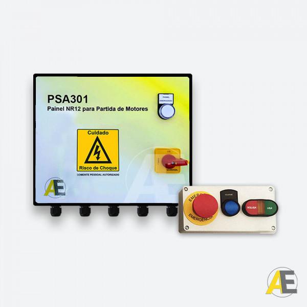 Painel Adequado NR12 para Esmeril - AE